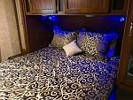Installed these new bedroom reading lights which we found on Amazon:...