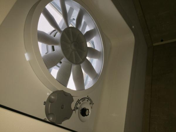 Vortex 2 bath fan