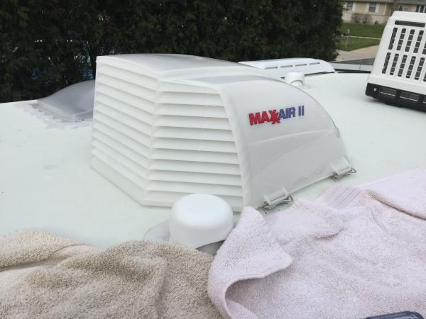 Max air 2 cover