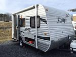 Our  2012 Jayco Swift 145RB