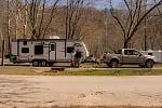 Montauk camping