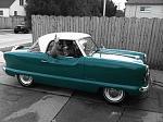 My 1954 Nash Metropolitan