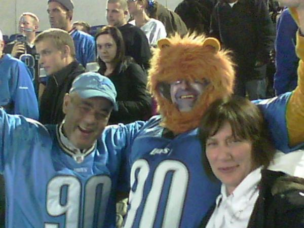 Lions Game