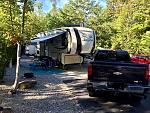 Smoky Bear Campground Gatlinburg, TN  Sep 2016