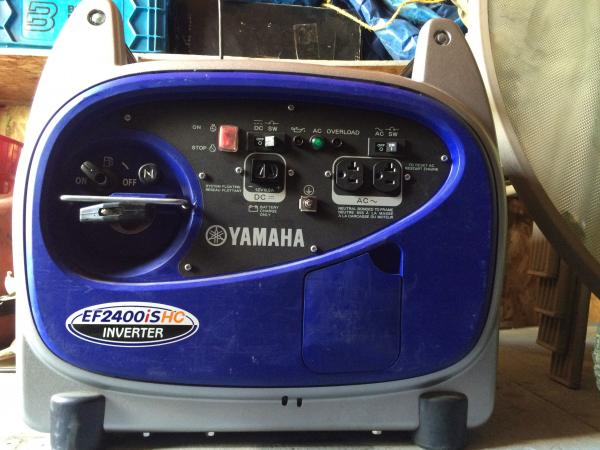 Yamaha EF 2400ishc