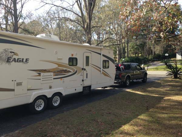 2009 Jayco Eagle Rt Side