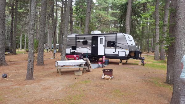 Jardine campground
