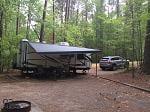 Jordan Lake State Recreation Area North Carolina