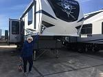 Our new 2018 Highlander 350H (Division of Jayco)